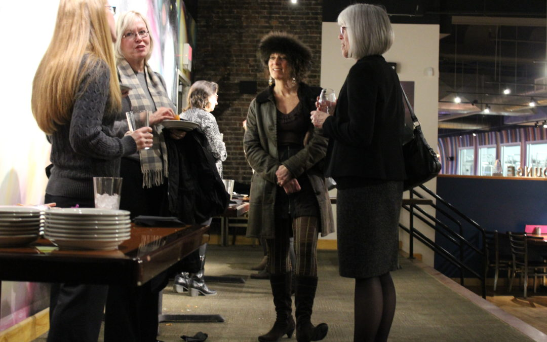 Galentine's mixers brings together local female entrepreneurs