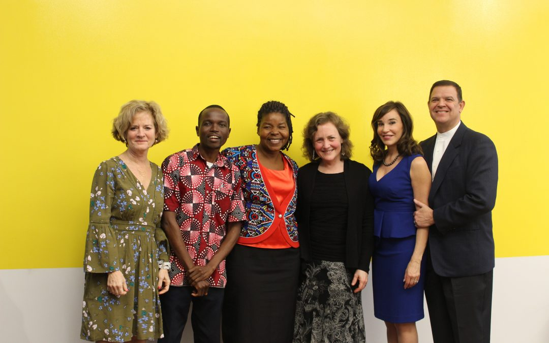 Incubator hosts guests from Malawi Children's Mission
