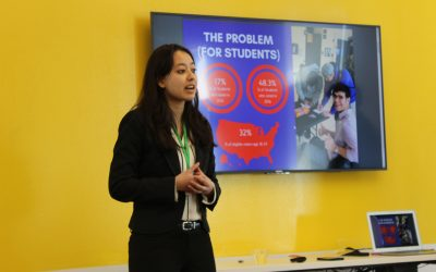 BU student startup GenVote expands