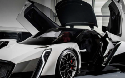 CCCV (C4V) In Development Agreement to Produce Batteries for Electric Hypercar