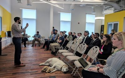 Inaugural Startup Summit draws more than 200