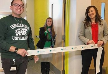 BRANDING, GRAPHIC-DESIGN STUDIO FORMALLY OPENS IN KOFFMAN INCUBATOR